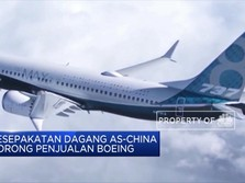 Ada Kesepakatan Dagang, Boeing Jual Pesawat USD 20 M