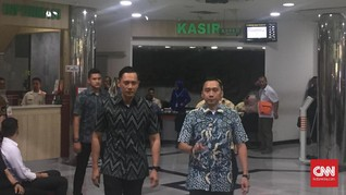 AHY: Wiranto Sempat Komunikasi Langsung dengan SBY