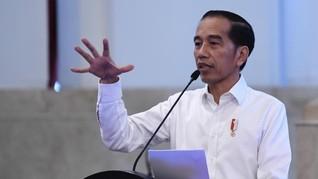 Jokowi Klaim Kantongi Jurus Atasi Defisit BPJS Kesehatan