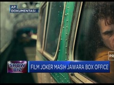 Joker Masih Betah Jadi Jawara Box Office