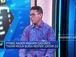 Ekonom: Sandiaga Uno & Nadiem Makarim Pas Jadi Menteri Jokowi