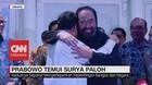 VIDEO: Pertemuan Prabowo dan Surya Paloh