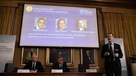 Perangi Kemiskinan, Tiga Ekonom AS Raih Nobel Ekonomi 2019