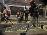 Hong Kong Makin Kelam, Bom Rakitan Meledak & Targetkan Polisi