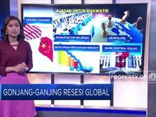 Gonjang Ganjing Resesi Global