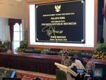Jokowi: Ada Big Data, Awas Perilaku Kita Bisa Ketahuan