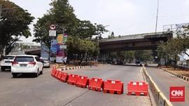 Jalan Sekitar Gedung DPR Ditutup Hingga Pelantikan Jokowi