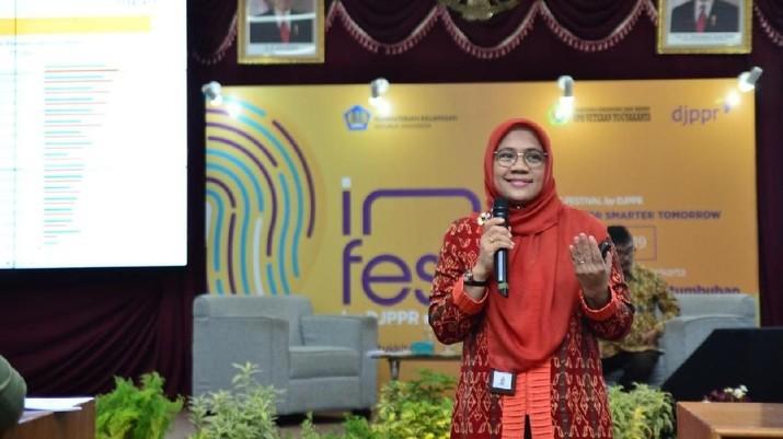 Direktorat Jenderal Pengelolaan Pembiayaan dan Risiko (DJPPR) dan Kantor Perwakilan Kementerian Keuangan menggelar Inclusive Festival (InFest) 2019.