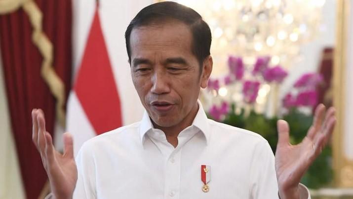 Jokowi Pede Penyakit CAD Bakal Tuntas 3-4 Tahun Lagi