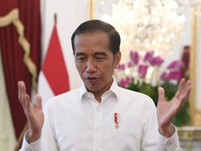 Ekonomi RI Cuma Tumbuh 5%, Jokowi: Jangan Kufur Nikmat