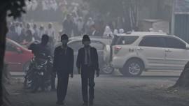 Udara Palembang Tak Sehat, Libur Sekolah Diperpanjang