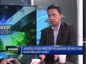 Posisi Menteri Keuangan Jadi Kunci Kabinet Jokowi 2.0