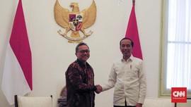 Jokowi: Pembicaraan PAN Gabung Koalisi Belum Rampung