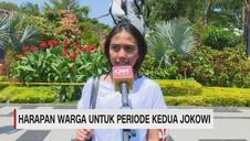 VIDEO: Harapan Warga untuk Periode Kedua Jokowi