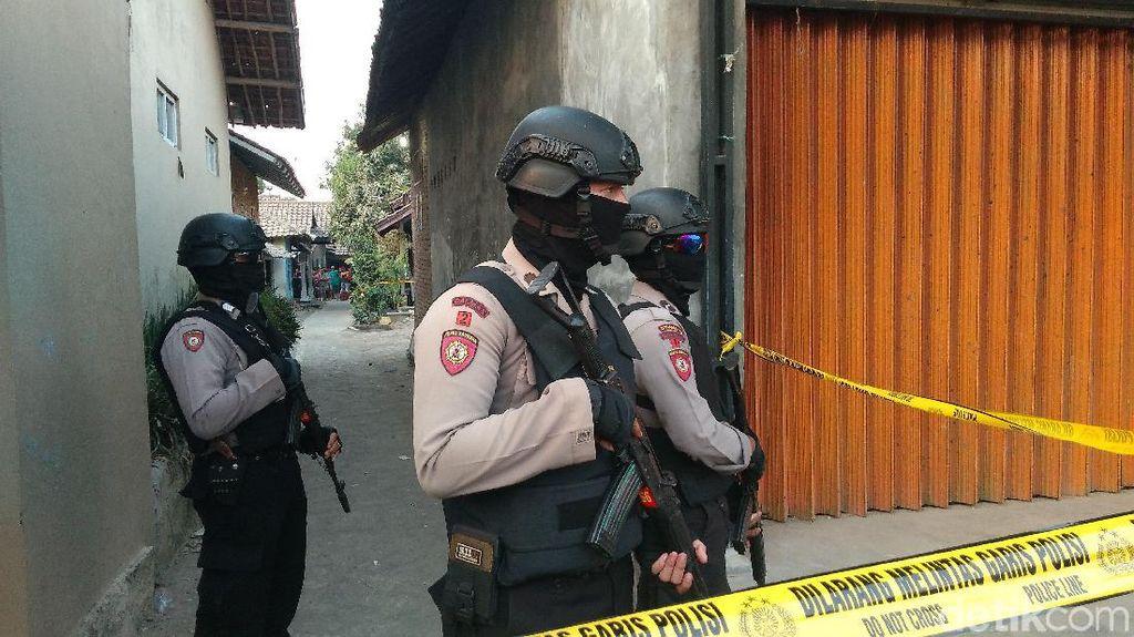 Total Ada 40 Orang Terduga Teroris yang Ditangkap Densus 88