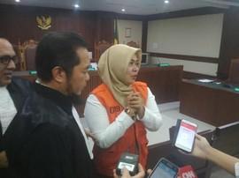 Perekam Video Penggal Jokowi Sujud Syukur Usai Divonis Bebas