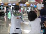 Pekerjaan Manusia Ini Diambil oleh Robot di Bandara Soetta