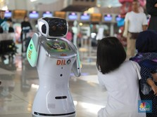 Waspada! SDM Indonesia Terancam Disikat Habis Robotisasi