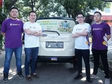 Cuan, Startup Iklan Stiker Ini Raup Rp 77 M dari Grab-OVO Cs