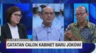 VIDEO: Catatan Calon Kabinet Baru Jokowi (2/5)