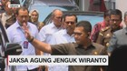 VIDEO: Jaksa Agung Jenguk Wiranto
