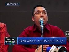 Bank Artos Bidik Dana dari Rights Issue