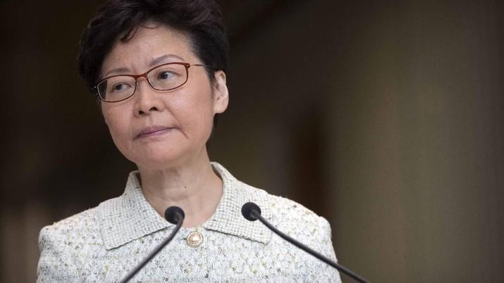 Bangkitkan Ekonomi Hong Kong, Carrie Lam Gelontorkan Rp17 T
