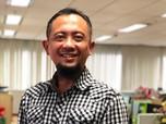 Kisah Novizal Haidar: dari OB kini Jadi GM Perusahaan Tbk
