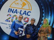 LPEI Jajaki Potensi Ekspor RI ke Amerika Latin & Karibia