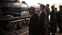 FOTO: Nostalgia Masa Perang di Stasiun Pickering