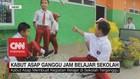 VIDEO: Kabut Asap Ganggu Jam Belajar Sekolah di Jambi