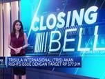 Trisula International Tambah Modal Rp 578M Lewat Rights Issue