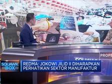 Pak Jokowi, Ini Harapan Industri Tekstil Pada Kabinet Baru