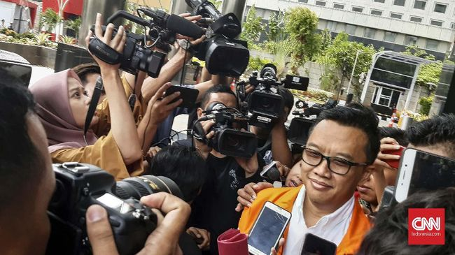 Hakim PN Jaksel Tolak Praperadilan Eks Menpora Imam Nahrawi