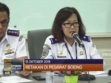 Pesawat Boeing Retak dan Nasib Maskapai RI