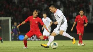 McMenemy Buat Indonesia Lupa Cara Main Bola