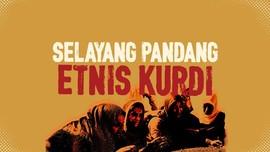 INFOGRAFIS: Selayang Pandang Etnis Kurdi