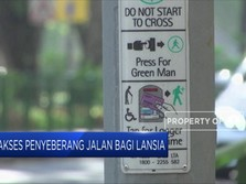 Akses Penyebrangan Ramah Disabilitas dan Lansia di Singapura