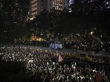 Indeks Manufaktur Makin Turun, Resesi Hong Kong Bakal Lama