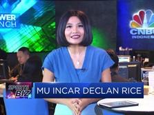 Berbekal Rp 1 Triliun, MU Incar Declan Rice
