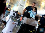 Terminal 4 Bandara Soetta Bakal Pakai Banyak Robot?