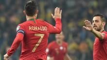 6 Fakta Menarik 700 Gol Ronaldo