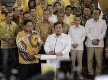 Prabowo Khawatirkan Oligarki Selepas Bersua Airlangga