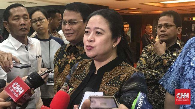 Puan Nilai Usaha Prabowo Temui Ketum Parpol Cuma Silaturahmi