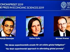 Cerita Ekonom AS Dapat Nobel Prize Gegara Teliti SD Inpres RI