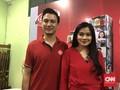 Cara Christian Sugiono dan Titi Kamal Ajak Anak Hidup Bersih