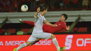 Timnas Indonesia Kalah Telak 1-3 dari Vietnam