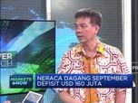 Defisit Neraca Dagang Cermin Kinerja Emiten Bursa
