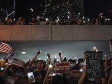 Singapura Dapat Berkah Rp 56 T dari Kekacauan Hong Kong