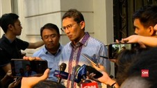 VIDEO: Sandiaga Uno Kembali Jadi Kader Partai Gerindra